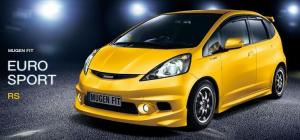 2007 Honda Fit by Mugen