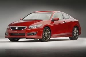Honda Accord Coupe 2008 года (US)