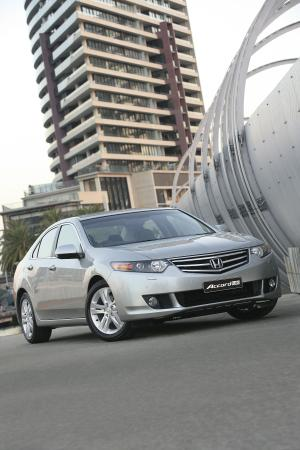 Honda Accord Euro 2008 года (AU)