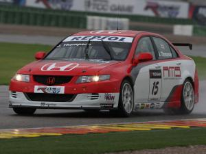 2008 Honda Accord WTCC