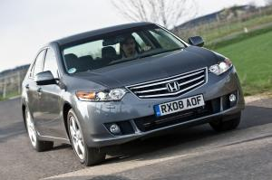 Honda Accord 2008 года