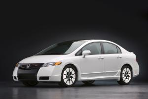 2008 Honda Civic Factory Performance Concept
