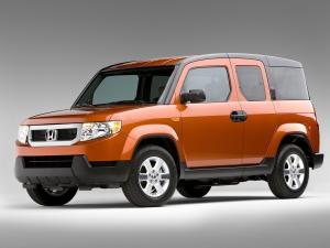 Honda Element EX 2008 года