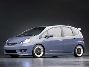 Honda Fit TJIN Edition Concept 2008 года