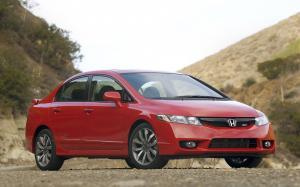 Honda Civic Si Sedan 2009 года