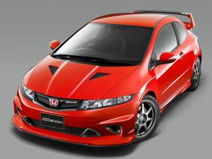 Honda Civic Type-R Prototype by Mugen 2009 года