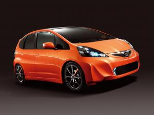 2009 Honda Fit RS Concept by Modulo Sports