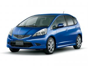 2009 Honda Fit RS