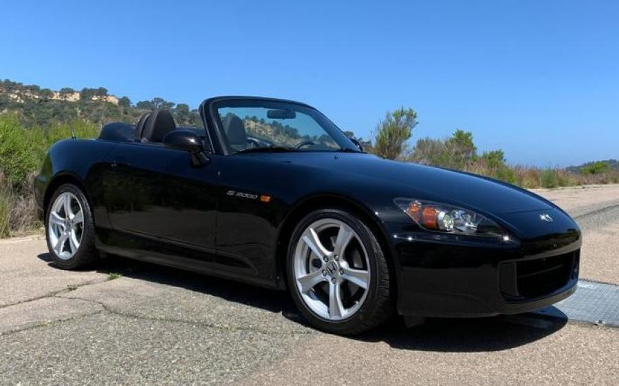 2009 Honda S2000 Berlina Black
