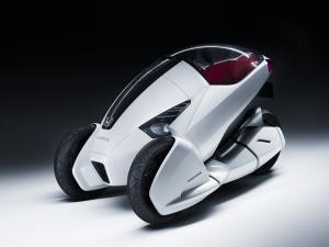 Honda 3R-C Electric Vehicle Concept 2010 года