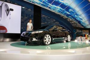 Honda Accord SR-9 2010 года