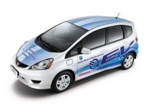 Honda Fit EV Prototype 2010 года