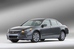 Honda Accord 2011 года (US)