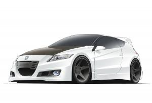 2011 Honda CR-Z Prototype by Mugen