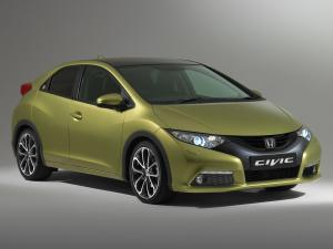 Honda Civic 2011 года