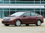 Honda Civic EX-L Sedan 2011 года