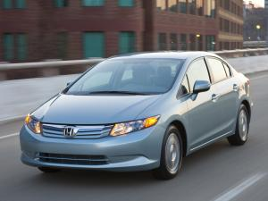 Honda Civic Hybrid 2011 года