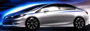 2011 Honda Civic Sedan Concept