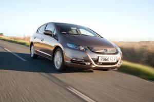 Honda Insight hybrid 2011 года