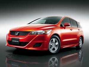Honda Stream Sporty Edition
