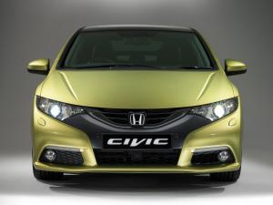 Honda Civic 2012 года (UK)