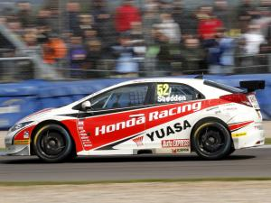 Honda Civic BTCC 2012 года