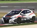 Honda Civic WTCC Prototype 2012 года