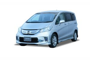 Honda Freed Wa 2012 года