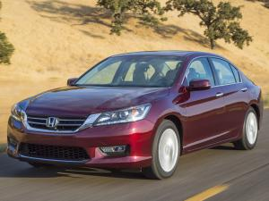 Honda Accord EX-L V6 Sedan 2013 года