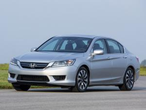 2013 Honda Accord Hybrid EX-L