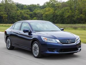 2013 Honda Accord Hybrid Touring