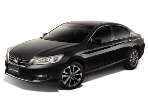 Honda Accord Sedan 2013 года