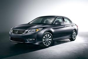 Honda Accord Sedan 2013 года (US)