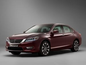 Honda Accord V6 Sedan 2013 года (CIS)