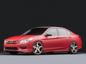 2013 Honda Accord by MAD Industries
