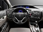 Honda Civic Sedan 2013 года (CIS)