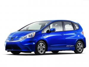 Honda Fit EV Hatchback 2013 года