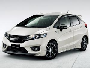 2013 Honda Fit Hybrid by Mugen