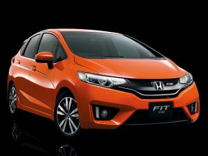 2013 Honda Fit RS