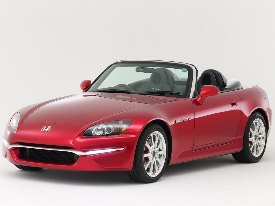 Honda S2000 Climax by Modulo