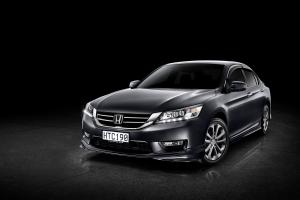 Honda Accord Sport (NZ) 2014 года
