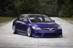 2014 Honda Civic Mugen Si by Daniel
