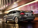 Honda Civic Si Coupe 2014 года