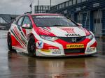Honda Civic Tourer BTCC 2014 года