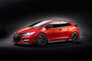 Honda Civic Type R Concept 2014 года