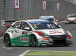Honda Civic WTCC 2014 года