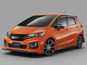 Honda Fit RS by Mugen 2014 года