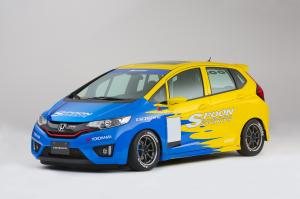 2014 Honda Fit Super Taikyu by Spoon Sports