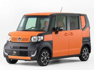 2014 Honda N Box + Element Concept