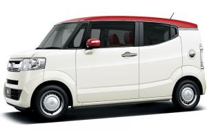 2014 Honda N-BOX Slash